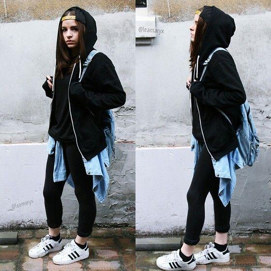 Adidas Superstar 2 Jeans