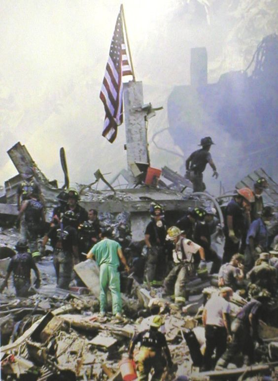 We must remember 9/11 while not letting it overwhelm us with fear, ...