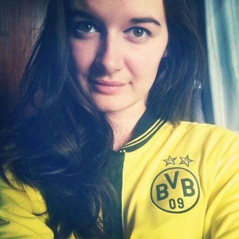 Borussia Dortmund Girl