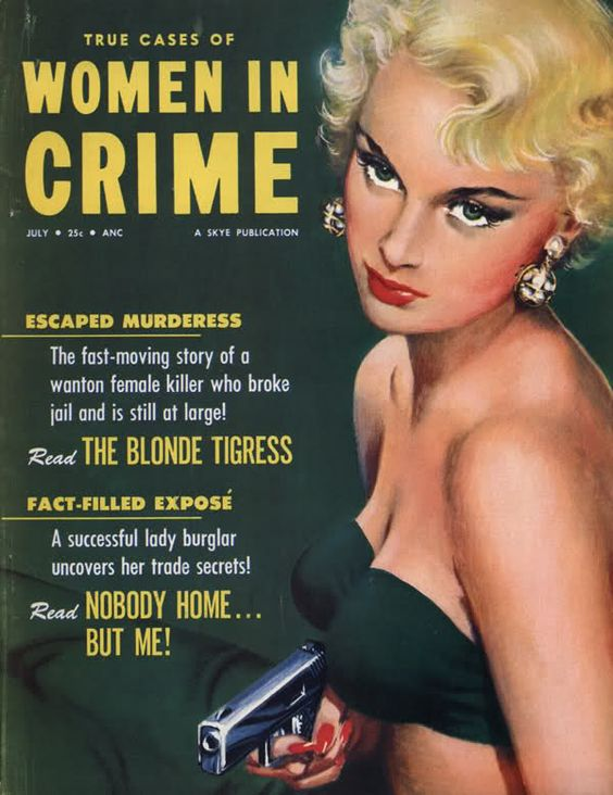 Women and crime within the media?