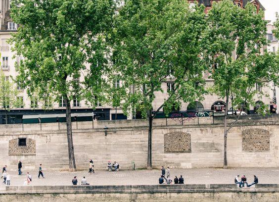 Please visit my most recent blog post -  this is not only a picture essay about Paris.   #blog #Montmartre #Paris #street photography #Travel #Trump