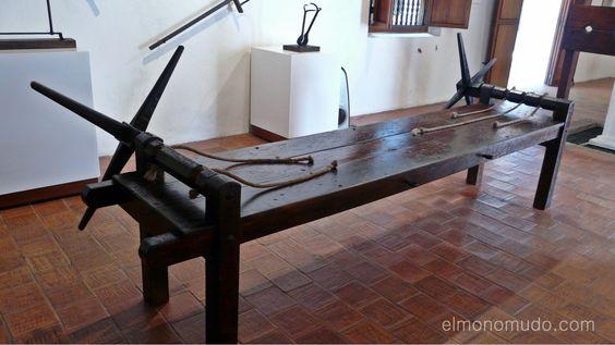 Instrumentos  de tortura reales 8fb624a06781785601d2189cfe88fab3