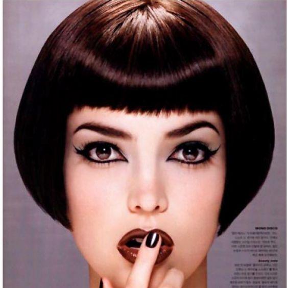 Phenomenal 6039S Bob Hair Styles And Colours Pinterest The Fringe Short Hairstyles Gunalazisus