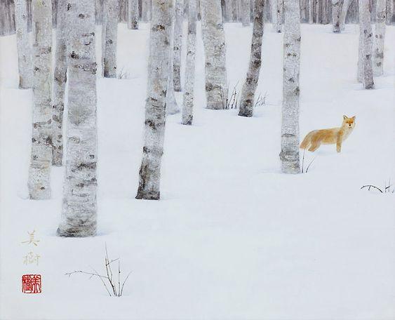 北狐  2012年-18-野地美樹子