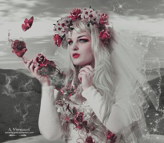 The butterfly wish by annemaria48.deviantart.com on @DeviantArt