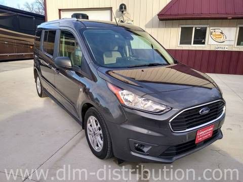 2019 Small Garageable Camper Van Ford Transit Connect For Sale