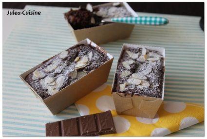 Moelleux poires et chocolat