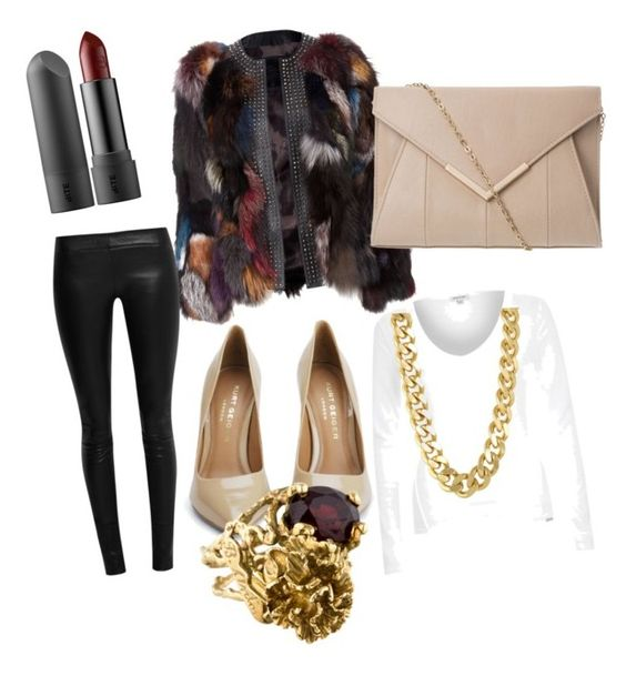 """""""Untitled #35"""" by goodemichel on Polyvore featuring The Row, Kurt Geiger, River Island and CC SKYE"""