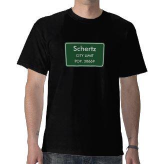 Schertz, Schertz, Schertz