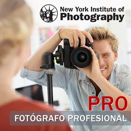 Curso Completo en Fotografía Profesional del NYIP