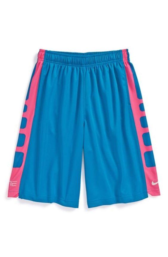 Boy's Nike 'Elite' Shorts