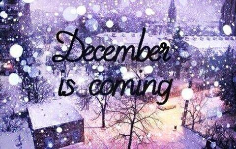 A por el último mes del año…  #Diciembre #Navidad