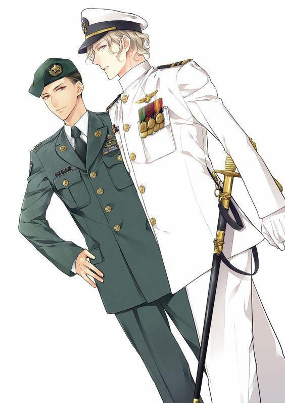軍服 [1]