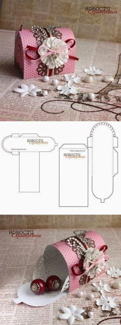 DIY : Mailbox Gift Box   DIY & Crafts Tutorials
