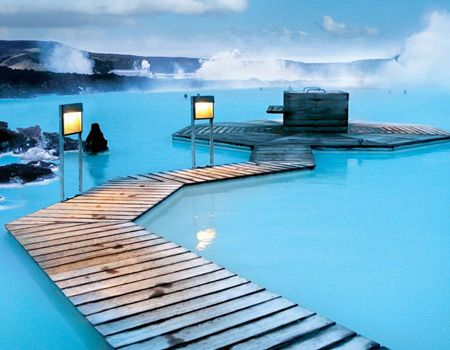 Iceland blue lagoon... It's a dream