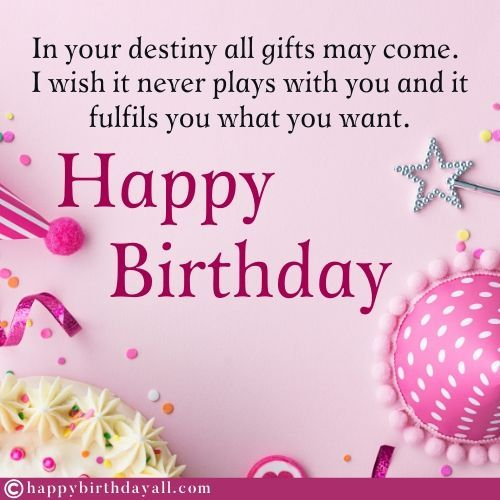 Pin On Birthday Wishes For Sister