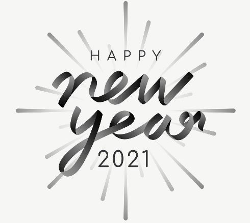 14+ New years eve clipart black and white ideas