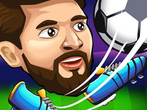 لعبة بطولة كرة القدم بالرأس Head Soccer Champion Head Soccer Soccer Jigsaw Games