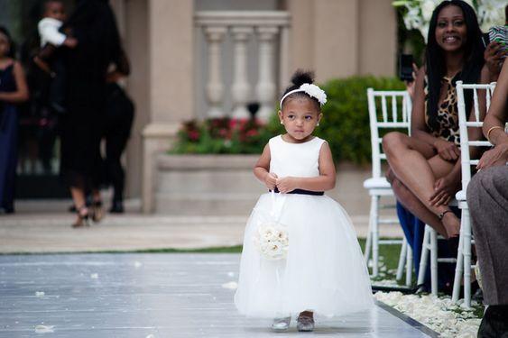 Real Weddings {Atlanta}: Brandi & Robert! - Blackbride.com