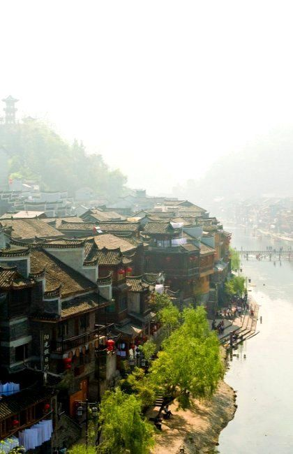 Fenghuang County, Xiangxi Prefecture, China