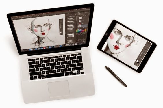 Astropad Transforms your iPad Into A Professional Graphics Tablet