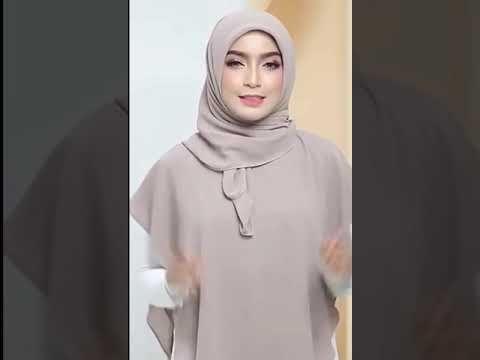 Tutorial Hijab Khimar Niqab Part 1 Niqab Hijab Tutorial Islamic Clothing Abayas