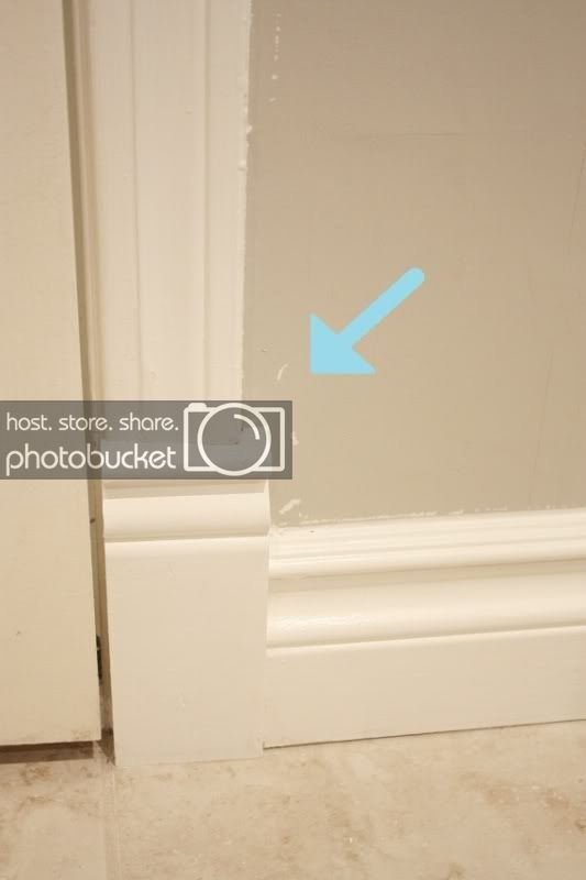 Secrets Of Caulking And Painting Trim Holly Baker Painting Trim Painting Walls Tips Wall Color