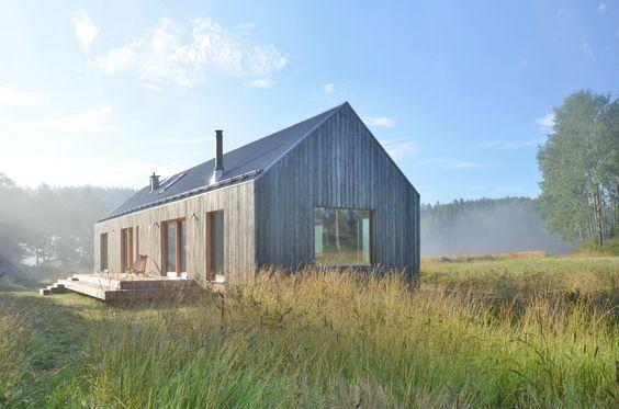 Åkerudden, MNy Arkitekter, wood architecture