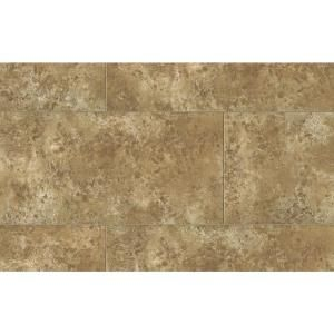 Laminate flooring locks and home depot on pinterest for Travertine laminate flooring