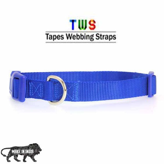‪#‎MakeinINDIA‬ ‪#‎GoradiaIndustries‬ ‪#‎Tapeswebbingstraps‬ Dog collar which suits your dogs. It keeps your dog safe. Low price best quality now you get here!! Hurry up !! visit now !! For more details click on the below link or call us on +9833884973/9323558399 http://tapeswebbingstraps.in/product-category/dog-collars/