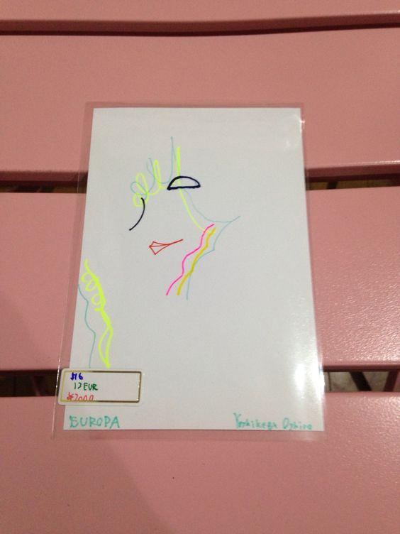 ❤️VIOLET Exhibition❤️Multimedia Produce By Yoshikazu Oshiro 2014/12/16/Tuesday 12:00 AM Open   8:00 PM Close Art/Title: EUROPA Artwork By Yoshikazu Oshiro Price: $16             13EUR           ¥2000 Yoshikazu Oshiro Official Web Site www.yoshikazuoshiro.com Graphic Designer/Musician/Poet/Photographer/Critic/Multimedia Artist/Yoshikazu Oshiro