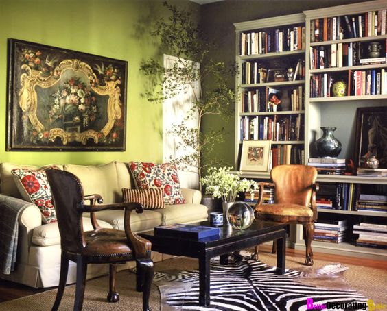 bohemian decorating style pictures olive green bohemian living room and library betterdecoratingbible bohemian style living room