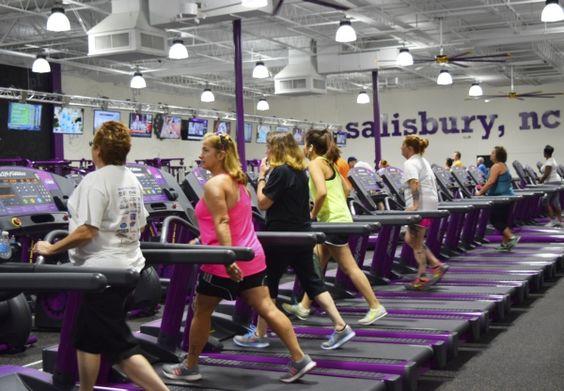 Planet Fitness Opens In Salisbury