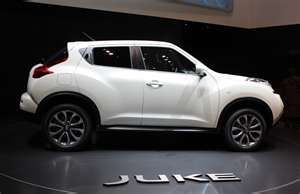 I love my pearl white Juke. Why don't I marry it? Because when you love something, you set it free.