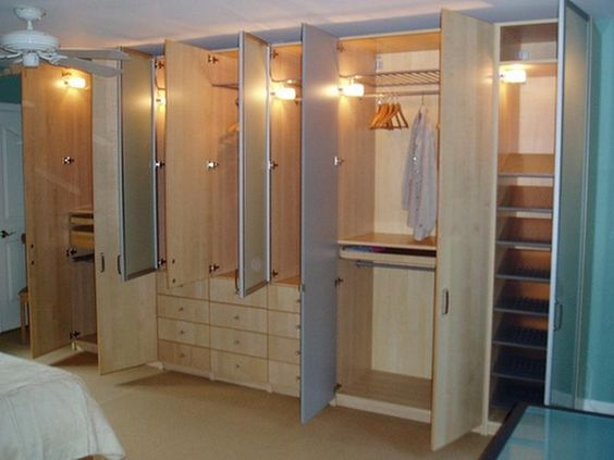 Decoration, Modern Minimalis Ikea Pax Closet System: Organize Closet System  IKEA To Look Enchantingly