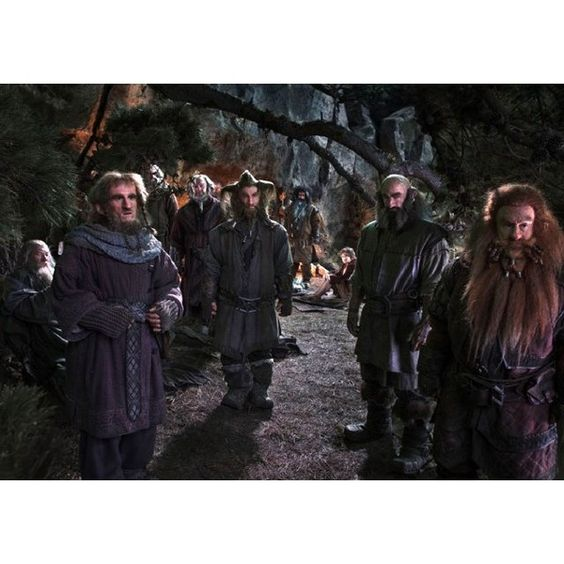 The Hobbit An Unexpected Journey ❤ liked on Polyvore featuring hobbit and lotr