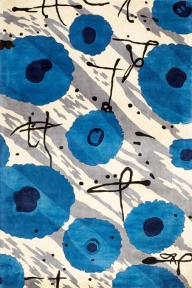 Momeni Koi Collection Koi 07 Blue Rug