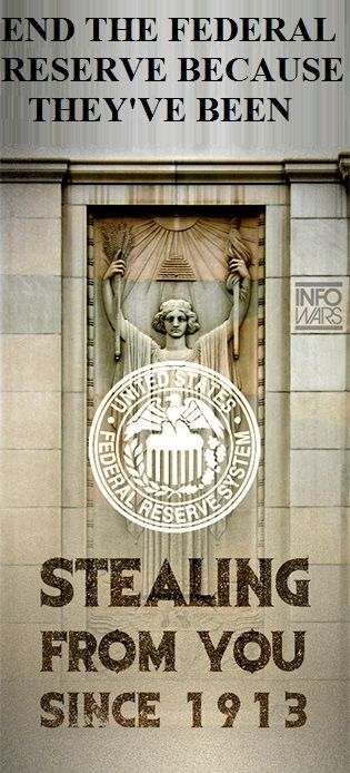 Fiat Empire: Why The Federal Reserve Violates The U.S. Constitution  INFOWARS.COM  BECAUSE THERE'S A WAR ON FOR YOUR MIND