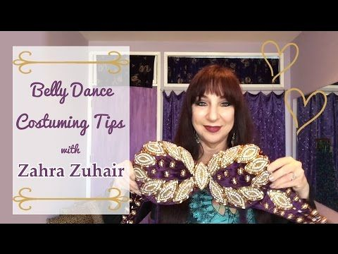 Belly Dance Costume Workshop by SPARKLY BELLY (Teaser Trailer) - YouTube