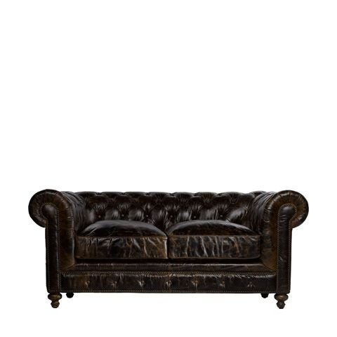 curations limited cigar club chesterfield sofa