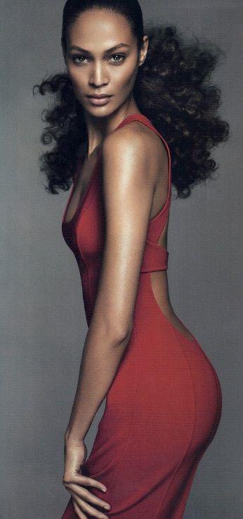 Joan Smalls, (Puerto Rico)   Here in Michael Kors, Vogue