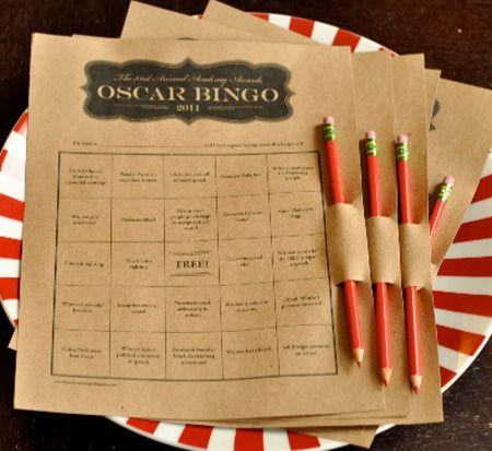 Oscar Party Bingo! #oscars http://wet.pt/15Bh0zs