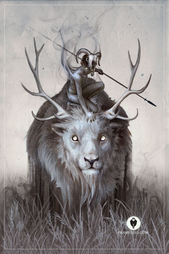 A Boy and his Beast by EranFolio.deviantart.com on @deviantART: