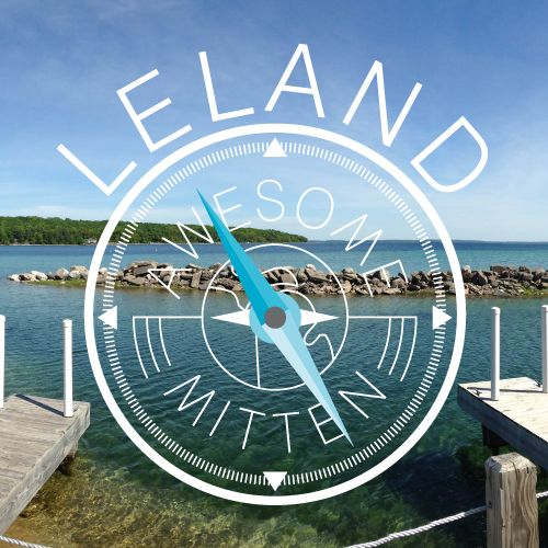 Our first #MittenTrip guide is live -> Good Food, Great People, Beautiful Views: Leland, Michigan