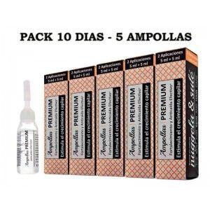 PACK 10 DIAS AMPOLLAS NUGGELA & SOLE 10 ML.