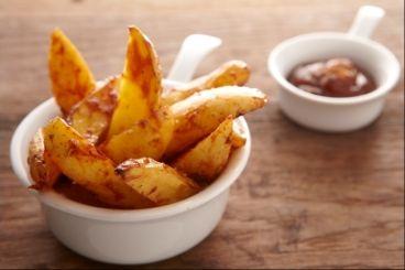 Recette de Potatoes maison et sauce américaine barbecue
