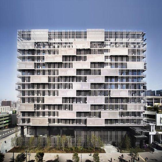 Lazona Kawasaki Toshiba Building by Nikkei Sekkei Ltd (Lazona Kawasaki Toshiba Building)