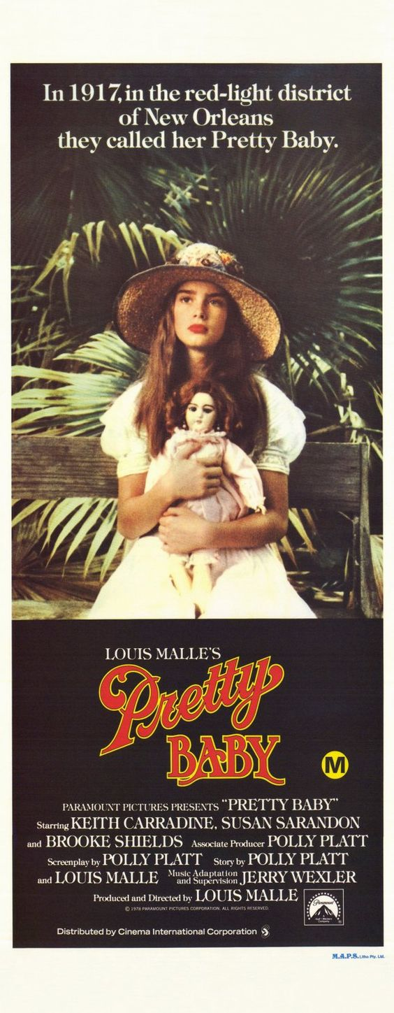 10006 10006 10006 brooke shields in pretty baby 1978 louis malle brooke shields