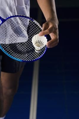 Hone your skills and get exercise with badminton drills and lead-up games.