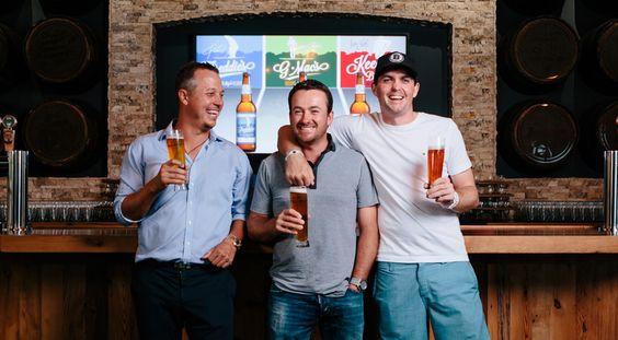 Graeme McDowell si è messo a produrre birra, in buona compagnia.